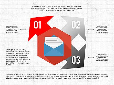 Document Management Concept Presentation Infographic, Slide 8, 03906, Infographics — PoweredTemplate.com