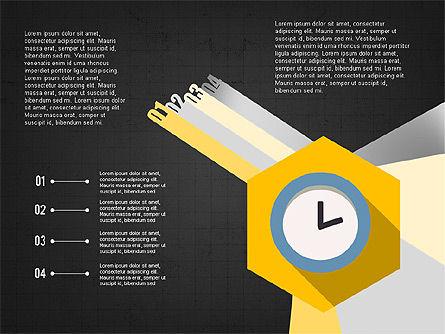 Document Management Concept Presentation Infographic, Slide 9, 03906, Infographics — PoweredTemplate.com