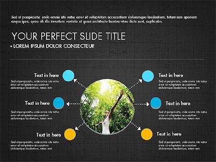 Ecological Balance Presentation template, Slide 10, 03909, Business Models — PoweredTemplate.com