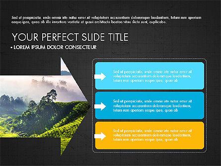 Ecological Balance Presentation template, Slide 12, 03909, Business Models — PoweredTemplate.com
