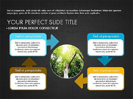 Ecological Balance Presentation template, Slide 13, 03909, Business Models — PoweredTemplate.com