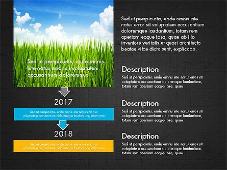 Ecological Balance Presentation template, Slide 14, 03909, Business Models — PoweredTemplate.com