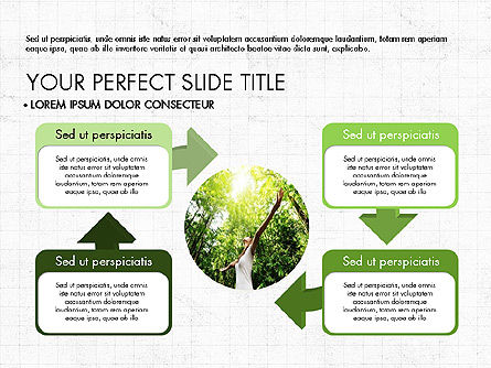 Ecological Balance Presentation template, Slide 5, 03909, Business Models — PoweredTemplate.com