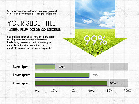 Ecological Balance Presentation template, Slide 7, 03909, Business Models — PoweredTemplate.com