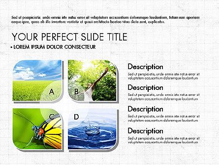 Ecological Balance Presentation template, Slide 8, 03909, Business Models — PoweredTemplate.com