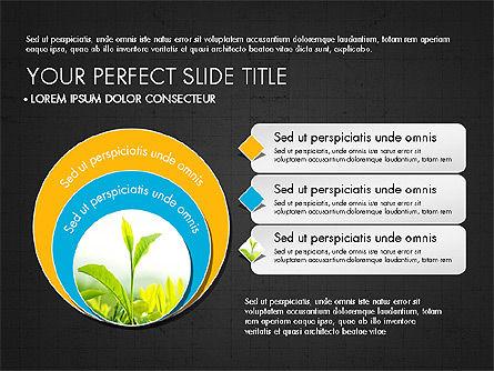 Ecological Balance Presentation template, Slide 9, 03909, Business Models — PoweredTemplate.com