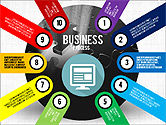 Business Process Stages Presentation Concept#10