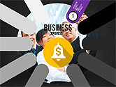 Business Process Stages Presentation Concept#11