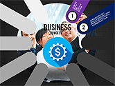 Business Process Stages Presentation Concept#12