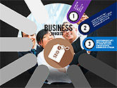 Business Process Stages Presentation Concept#13