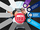 Business Process Stages Presentation Concept#14