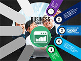 Business Process Stages Presentation Concept#15
