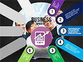 Business Process Stages Presentation Concept#16