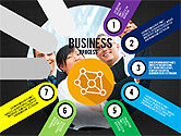 Business Process Stages Presentation Concept#17