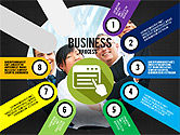 Business Process Stages Presentation Concept#18