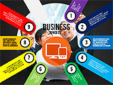 Business Process Stages Presentation Concept#19