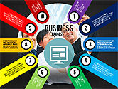 Business Process Stages Presentation Concept#20