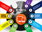Business Process Stages Presentation Concept#9