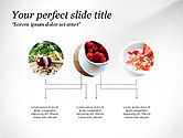 Organizational Charts: Cooking Ingredients Presentation Concept #03911