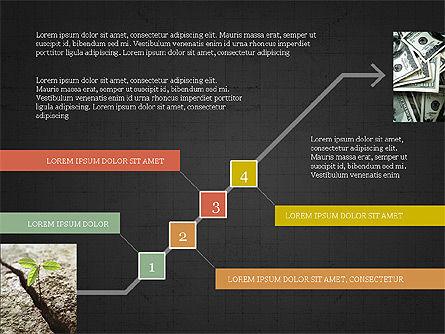 Startup Milestones Presentation Deck, Slide 13, 03912, Timelines & Calendars — PoweredTemplate.com