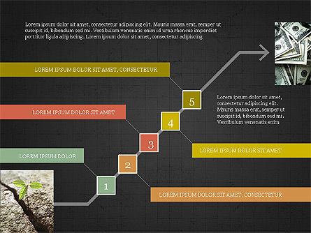 Startup Milestones Presentation Deck, Slide 14, 03912, Timelines & Calendars — PoweredTemplate.com