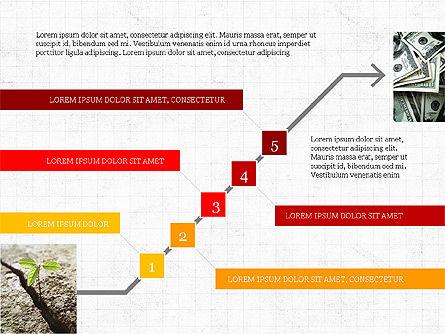Startup Milestones Presentation Deck, Slide 6, 03912, Timelines & Calendars — PoweredTemplate.com