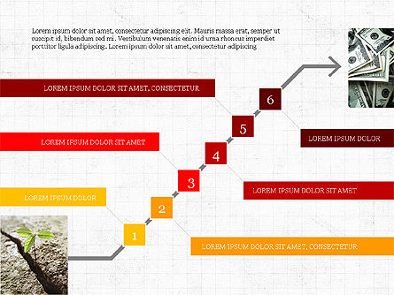 Startup Milestones Presentation Deck, Slide 7, 03912, Timelines & Calendars — PoweredTemplate.com