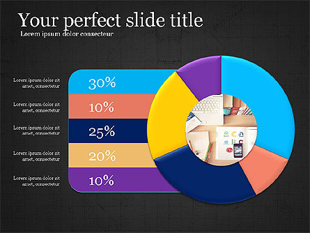 Options and Infographics, Slide 9, 03913, Infographics — PoweredTemplate.com