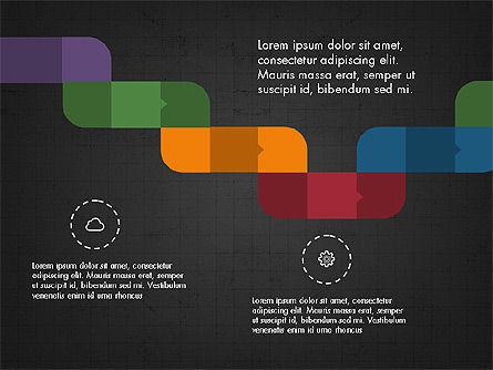 Process Options and Stages Slide Deck, Slide 9, 03919, Timelines & Calendars — PoweredTemplate.com