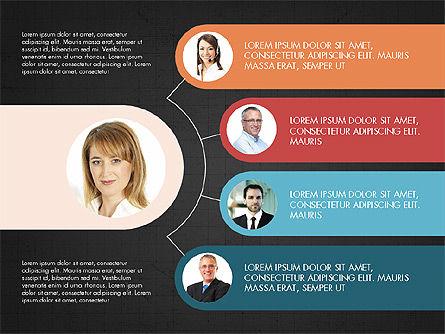 Business Relationships Presentation Concept, Slide 13, 03920, Business Models — PoweredTemplate.com