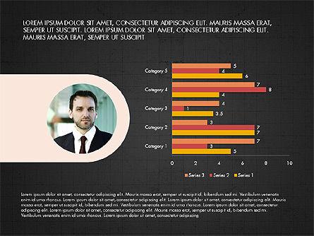 Business Relationships Presentation Concept, Slide 14, 03920, Business Models — PoweredTemplate.com