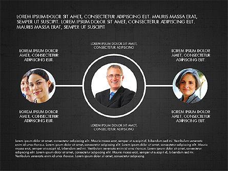 Business Relationships Presentation Concept, Slide 15, 03920, Business Models — PoweredTemplate.com