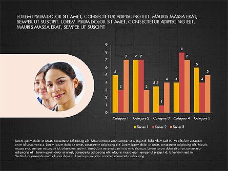 Business Relationships Presentation Concept, Slide 16, 03920, Business Models — PoweredTemplate.com