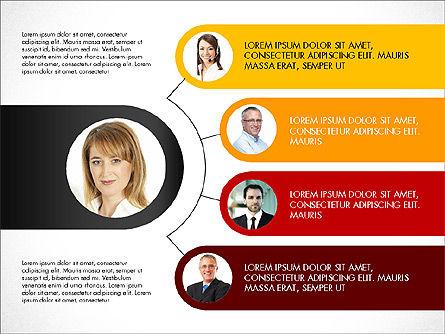 Business Relationships Presentation Concept, Slide 5, 03920, Business Models — PoweredTemplate.com