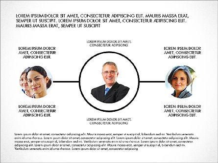 Business Relationships Presentation Concept, Slide 7, 03920, Business Models — PoweredTemplate.com