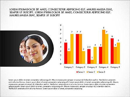 Business Relationships Presentation Concept, Slide 8, 03920, Business Models — PoweredTemplate.com