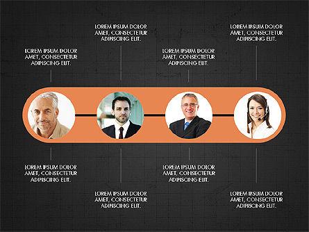 Business Relationships Presentation Concept, Slide 9, 03920, Business Models — PoweredTemplate.com