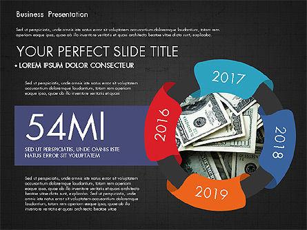 Infographics Slides, Slide 10, 03921, Infographics — PoweredTemplate.com