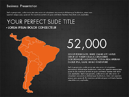 Infographics Slides, Slide 12, 03921, Infographics — PoweredTemplate.com