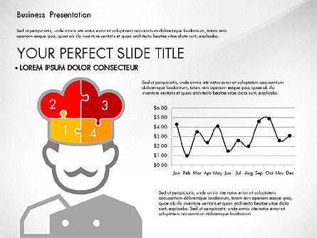 Infographics Slides, Slide 7, 03921, Infographics — PoweredTemplate.com