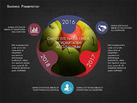 Infographics Slides, Slide 9, 03921, Infographics — PoweredTemplate.com