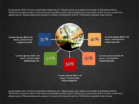 Mobile Finance App Presentation Template, Slide 16, 03923, Presentation Templates — PoweredTemplate.com