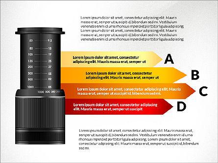 Camera Infographics, Slide 5, 03924, Infographics — PoweredTemplate.com