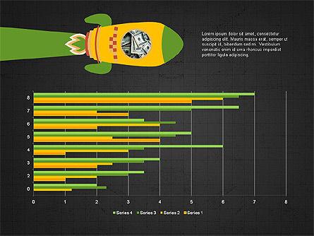 Startup Presentation Deck, Slide 11, 03927, Presentation Templates — PoweredTemplate.com