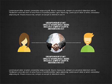 Startup Presentation Deck, Slide 13, 03927, Presentation Templates — PoweredTemplate.com