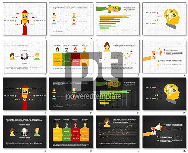 Startup Presentation Deck