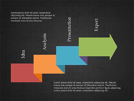Innovation Process Diagram, Slide 10, 03928, Process Diagrams — PoweredTemplate.com