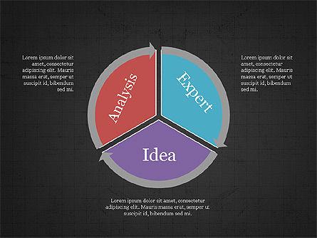 Innovation Process Diagram, Slide 13, 03928, Process Diagrams — PoweredTemplate.com