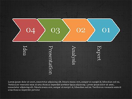 Innovation Process Diagram, Slide 14, 03928, Process Diagrams — PoweredTemplate.com