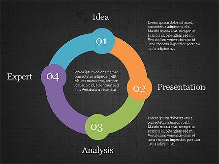 Innovation Process Diagram, Slide 15, 03928, Process Diagrams — PoweredTemplate.com